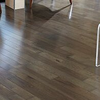 Character 5 Engineered Hickory Hardwood Flooring In Ember By Somerset Floors