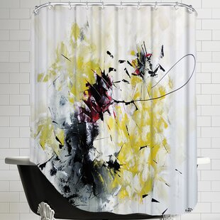 Magn Tik 3 Single Shower Curtain