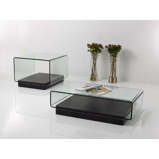 Camron 2 Piece Coffee Table Set