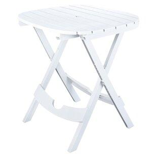 Nivedita Folding Plastic/Resin Bistro Table