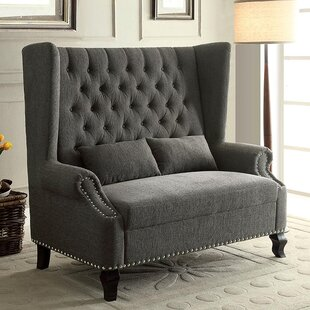 Canon Loveseat by Charlton Home Find