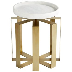 Canterbury End Table by Cyan Design