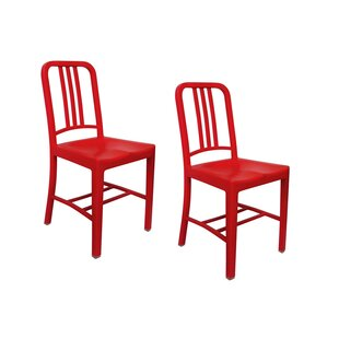 Latitude Run Romig Dining Chair (Set of 2)