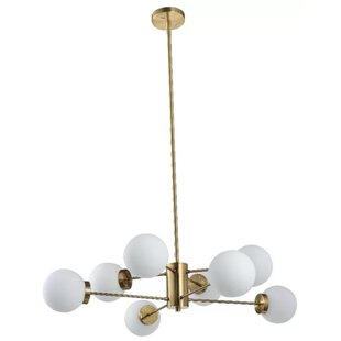 Ivy Bronx Tool 8-Lights Sputnik Chandelier