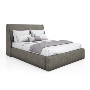 Voncile Low Upholstered Platform Bed