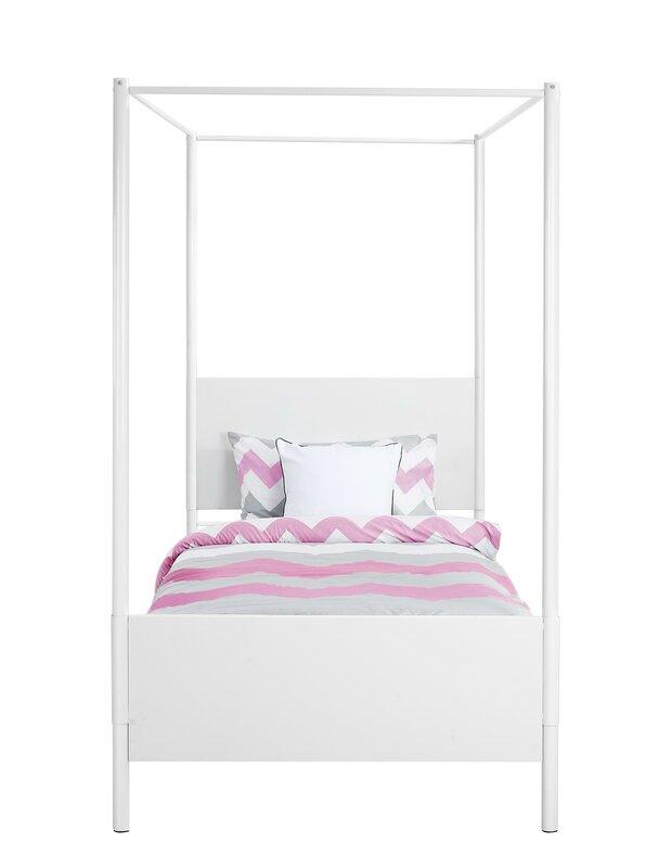 Hupp Canopy Bed