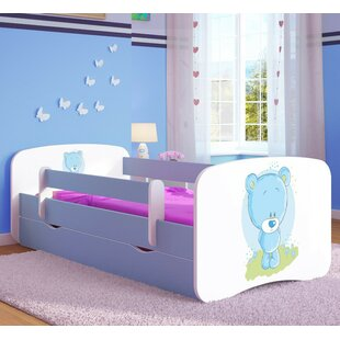 Willeford Convertible Toddler Bed With Drawers By Zoomie Kids