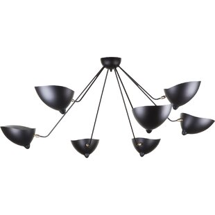 Stilnovo Kalmar 7-Light Flush Mount