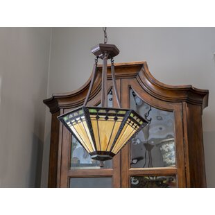 Fleur De Lis Living Nailsea 3-Light Bowl Pendant