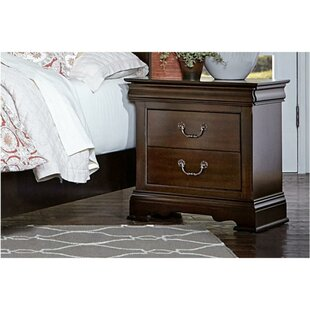 Daniell 2 Drawer Nightstand by Darby Home Co
