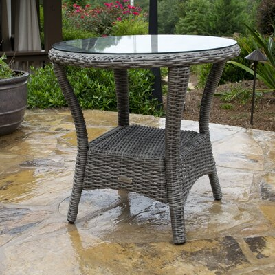 Tortuga Outdoor Portside Side Table Finish: Driftwood