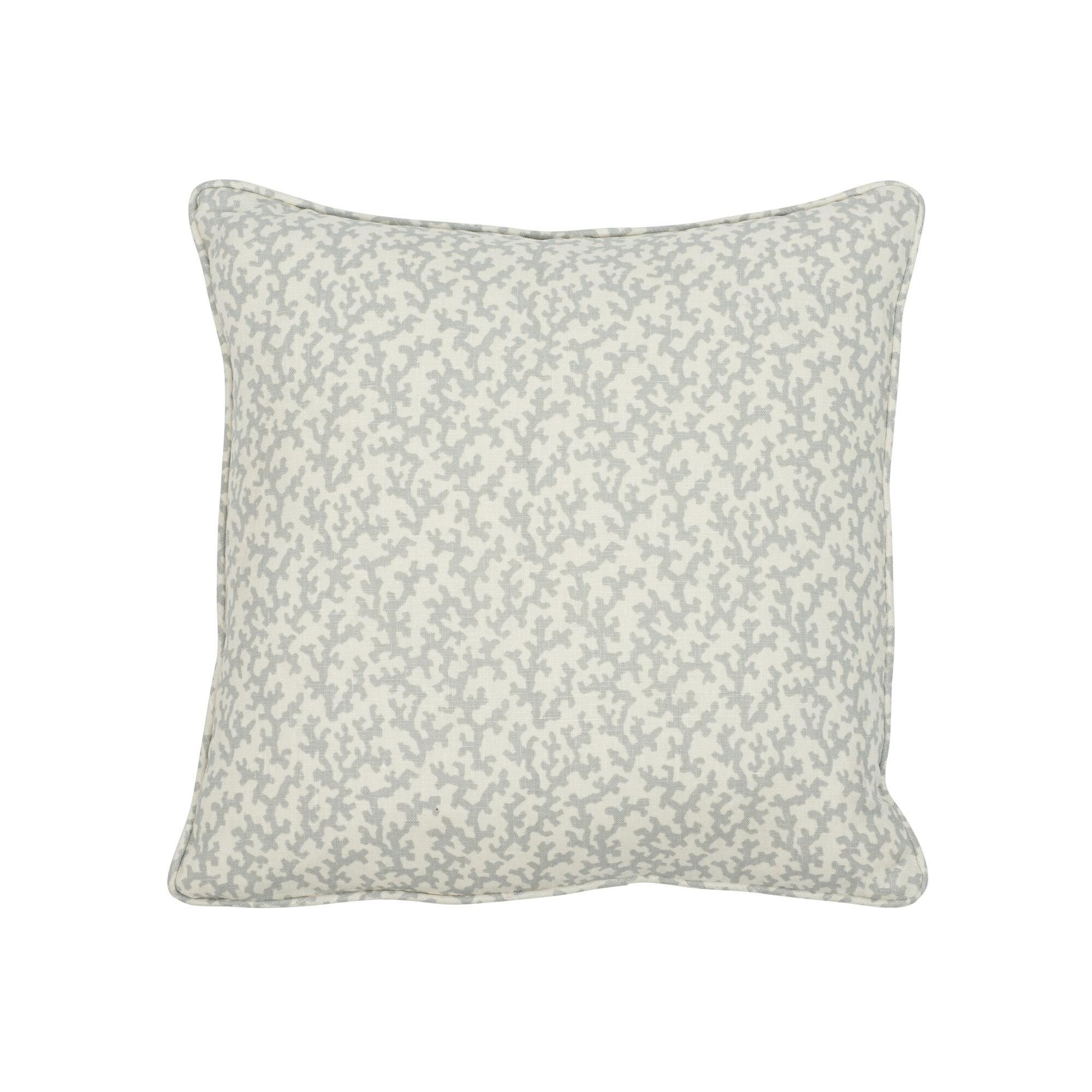 Schumacher Linen Abstract Throw Pillow Wayfair