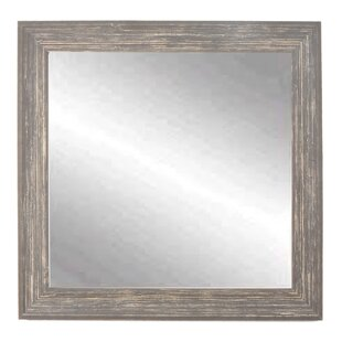 Best Reviews Tremiere Bathroom Mirror By August Grove