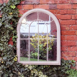 Gothic Style Accent Mirror