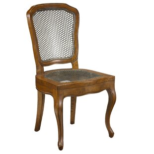 Plaisance Solid Wood Dining Chair by One Allium Way Great price