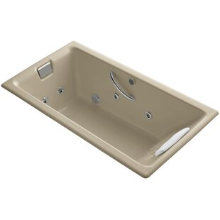 Tea for Two Massage Whirlpool Bath by Kohler