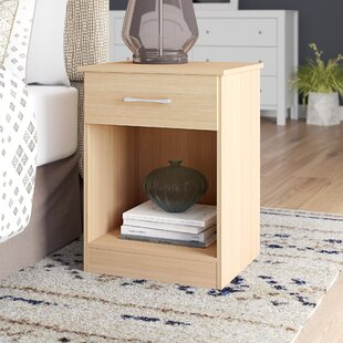 Penhook 1 Drawer Nightstand Latitude Run