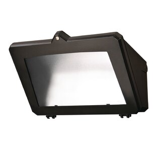 46-Watt LED Outdoor Security Wall Pack by Cooper Lighting LLC