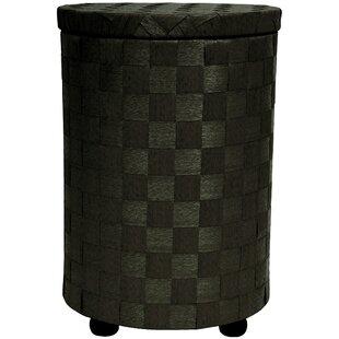 Oriental Furniture Wicker Laundry Hamper