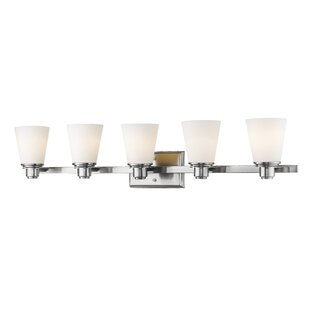 Whelchel 5-Light Vanity Li..