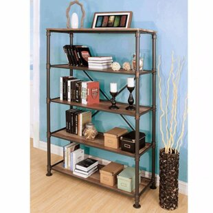 Linzy 5-Tier Etagere Bookcase
