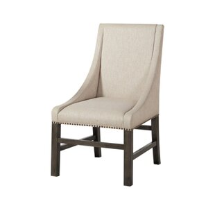 Dezirae Upholstered Dining Chair by World Menagerie