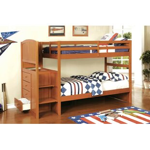 Moses Twin over Twin Bunk Bed