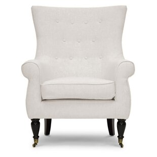 Dascomb Armchair by Alcott Hill