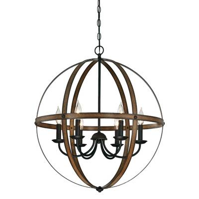 Astoria Grand Wallenstein Leaves 4 Light Led Candle Style Chandelier