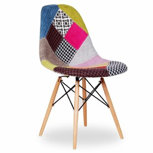 Gossage Patchwork Upholstered Dining Chair