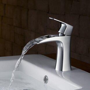 Eviva Lulu One Handle Single Hole Bathroom Faucet