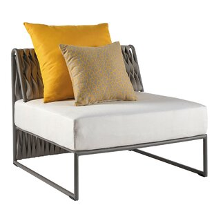 Partlow Patio Chair with Cushions