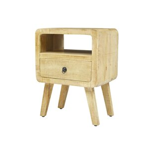 Compare Irene End Table by Union Rustic