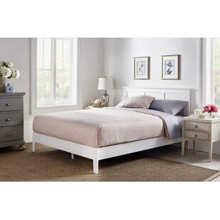 Richville Queen Panel Bed by Breakwater Bay