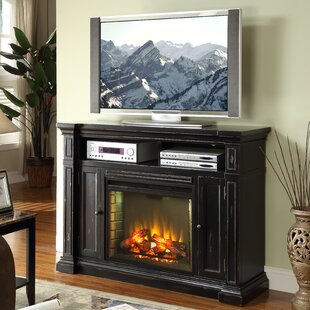 Manchester TV Stand for TVs up to 65 with Fireplace