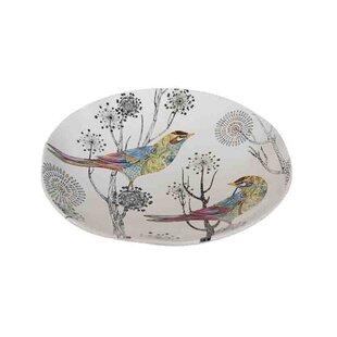 Pfannenstiel Dolomite Decorative Plate with Bird  sc 1 st  Wayfair & Decorative Plates With Birds | Wayfair