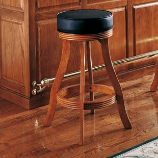 Vienna 30 Swivel Bar Stool by American Heritage Herry Up