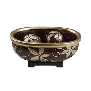 Decorative Leaf Bowl Wayfair