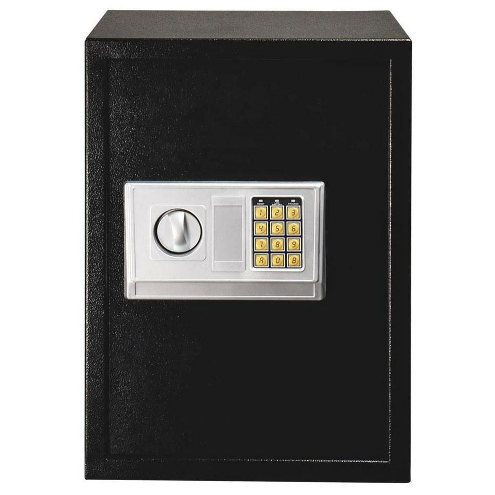 Ktaxon Keypad Digital Steel Safe Box With Dual Lock Reviews Wayfair