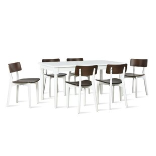 Varick 7 Piece Dining Set Novogratz