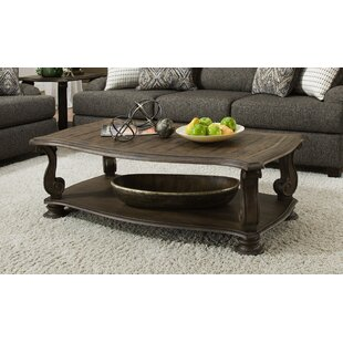 Fleur De Lis Living Breen Coffee Table