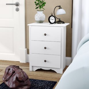 Hayman Tall 3 Drawer Nightstand