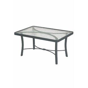 Tropitone Aluminum Coffee Table