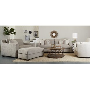 Lazarus 2 Piece Down Feather Configurable Living Room Set by Birch Lane™