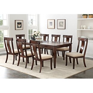 Barrackville Extendable Dining Table