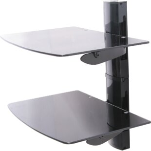 Double Glass Shelf By Metro Lane