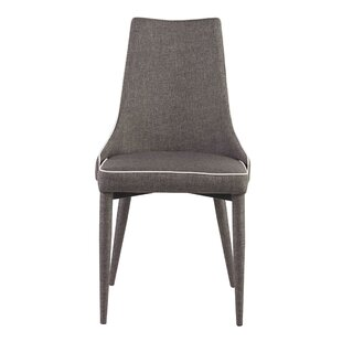 Gamez Upholstered Dining Chair (Set of 2)