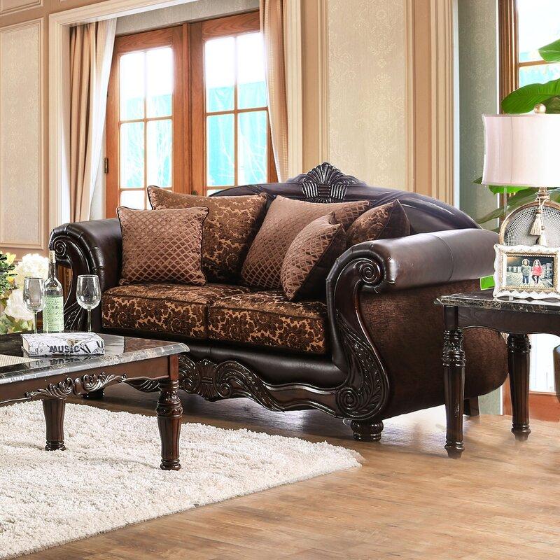 Astoria Grand Dolton Configurable Living Room Set Reviews Wayfair