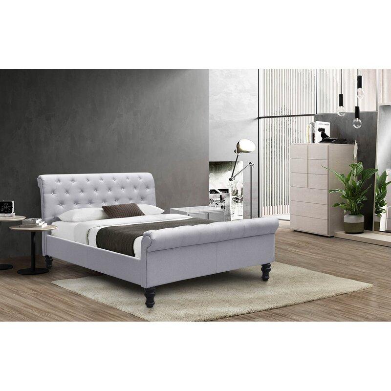 Unger Upholstered Bed Frame