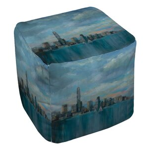 Manhattan Tower of Hope Ottoman by Manual Wo..